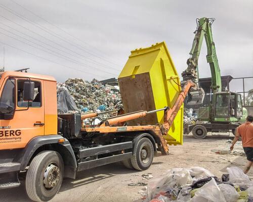 Odpady Poznań